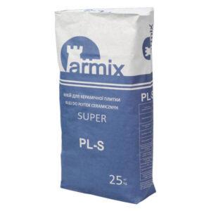 Еластичний клей для великоформатної плитки Armix РL-S