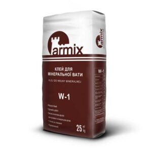 Клей-для-мінеральної-вати-Armix-W-1