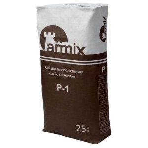Клей для пінопласту морозостійкий Армікс P-1
