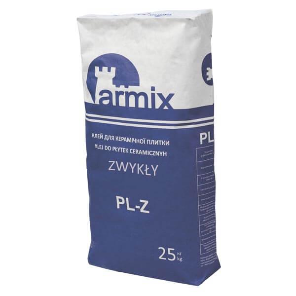 Морозостійкий клей для плитки Armix РL-Z