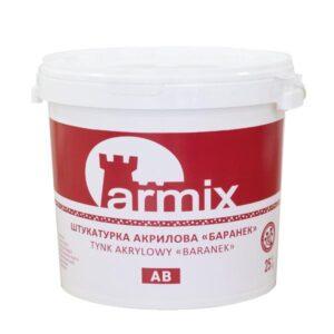 Штукатурка акрилова «баранек» Armix AB
