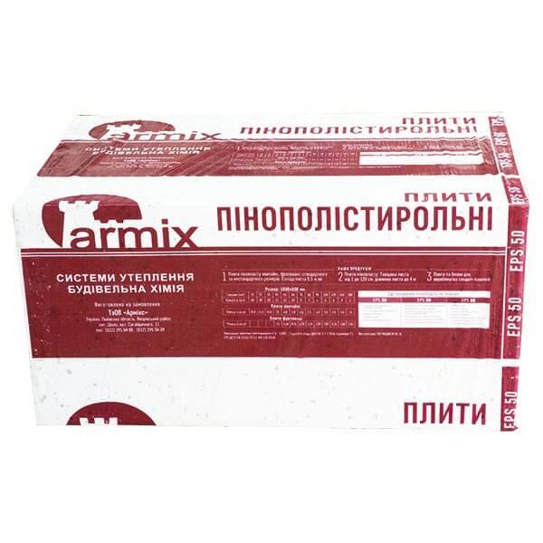 Пінопласт Армікс