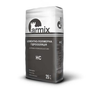 Цементно-полімерна-гідроізоляція--Armix-HC