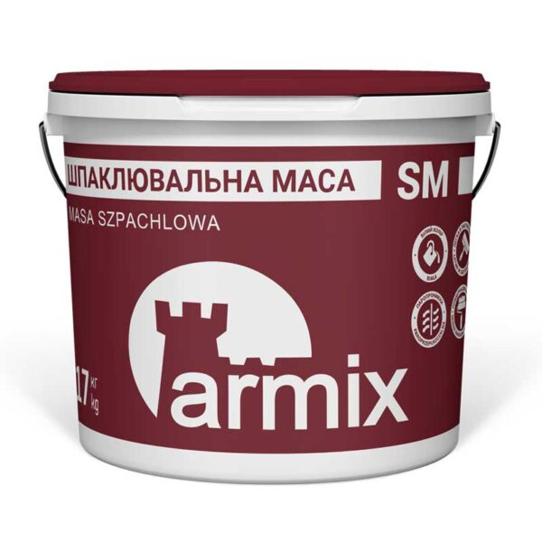 Шпаклевка Армикс