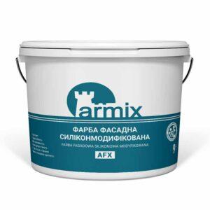 Фарба фасадна силіконмодифікована Armix AFX